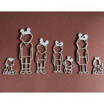 Chipboard - Family 2