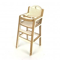 Chipboard 3D  - Baby Chair