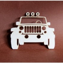 Chipboard - Jeep