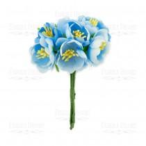 JASMINE FLOWER  - blue