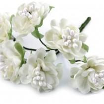 Apple Flowers - WHITE