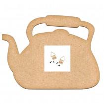 MDF - Artboard Teapot 33 x...