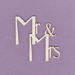 Chipboard - Wedding & Love, Text