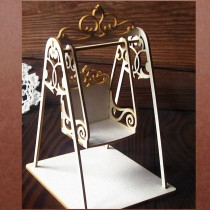 Chipboard -  Baby Swing 3D