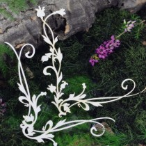 Chipboard -  Spring Decor...