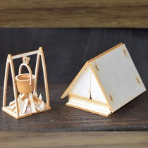 Chipboard - Camping set 3D