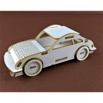Chipboard - Car 3D
