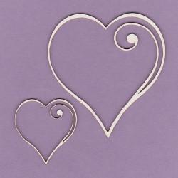 Chipboard - Wedding & Love