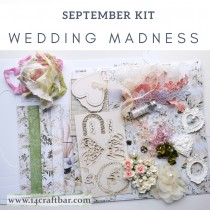 SEPTEMBER KIT - Wedding...