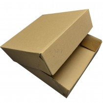 Custom-made shipping carton...