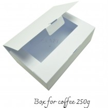 Card Box for Coffee 250g -...