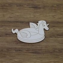 Chipboard - Unicorn float