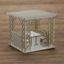 Chipboard - Garden Pavilion...