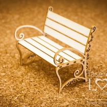 Chipboard - Bench 3D