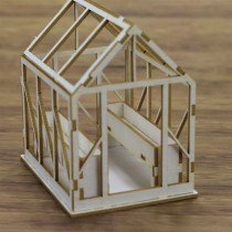Chipboard - Greenhouse 3D