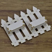 Chipboard - Fence with...