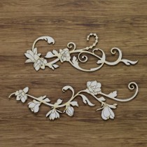 Chipboard - MAGNOLIA DREAM...
