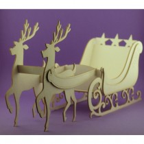 Chipboard 3D - Christmas...