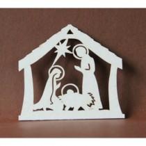 CHIPBOARD - Nativity Scene 03