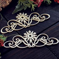 CHIPBOARD - Christmas...