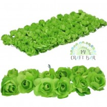 Small Rose - GREEN