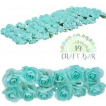 Small Rose - SKY BLUE