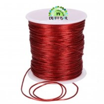 Metallic String - RED