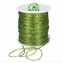 Metallic String - LIGHT GREEN