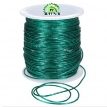 Metallic String - EMERALD