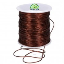 Metallic String - CHOCOLATE