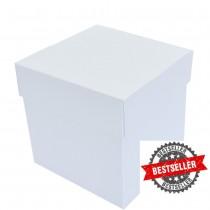Exploding box - WHITE