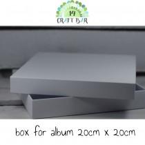 Box for Album -  20cm x 20 cm