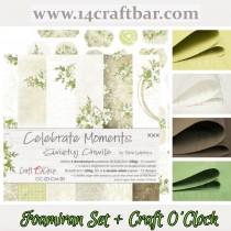 Foamiran Set with Craft...