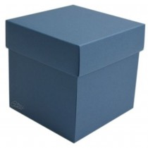 Exploding box - NAVY BLUE