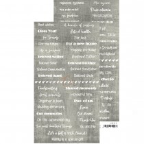 Scrapbooking Paper Sheet -...