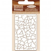 Rubber Stamp - Mixed Media...
