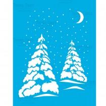 Christmas Stencil 156