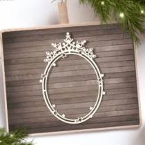 CHIPBOARD - Large Mirror Frame
