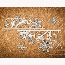 Chipboard - Christmas decors