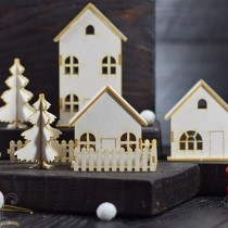 Chipboard 3D - Christmas...