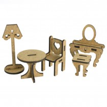 MDF -Kit for Shadow Boxes -...