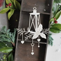 Chipboard - Lantern with...