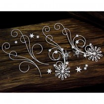 Chipboard - Set of Decors...