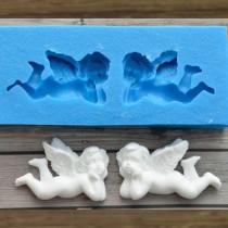 Silicone Mold - Two dreamy...