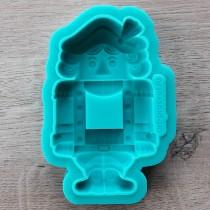 Silicone Mold - Nutcracker