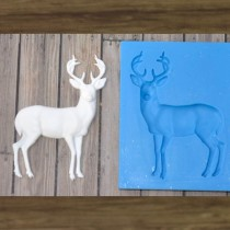 Silicone Mold - Deer