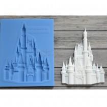 Silicone Mold - Fairy castle