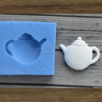 Silicone Mold - Mini Kettle 1