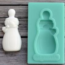 Silicone Mold - Mini Baby...