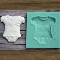 Silicone Mold -  Body for baby